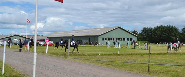 Perfekt jubilæumsstævne i Sæby Rideklub