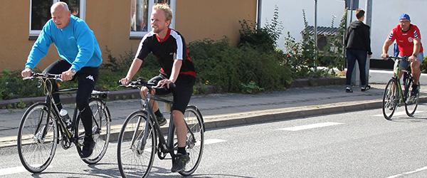 Cykelløb og kirsebær<br>…