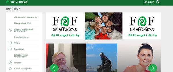 FOF Vendsyssel nomineret<br> til Årets Integrationspris