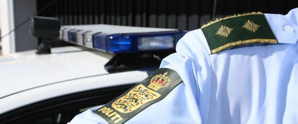 Kritisk lav politibemandingen i Frederikshavn kommune!