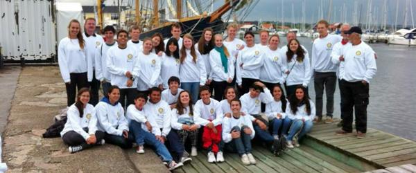 Rotary i Sæby søger den<br> næste udvekslings-student