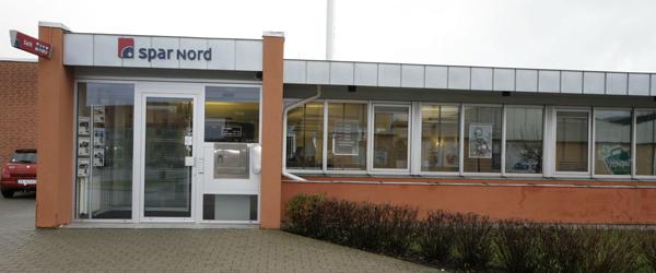 Spar Nord lukker filialen<br> i Østervrå om få uger