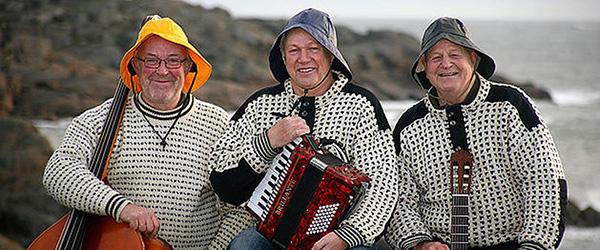 Skagerrakkærne spiller i Lyngså kirke