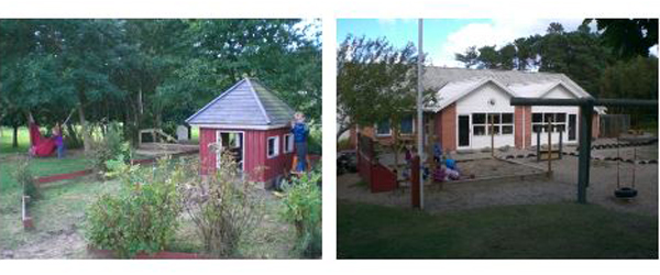 Åbent hus på daginstitutioner<br> på Brolæggervej i Sæby
