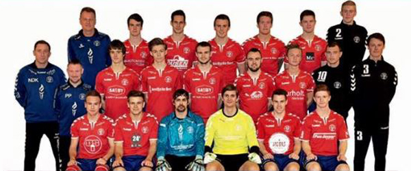 Første sejr til Skjold Sæby<br> i Danmarksserien