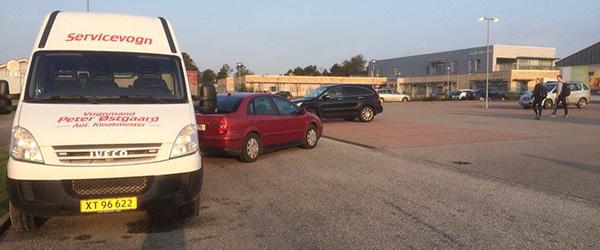 Førerløse biler giver bekymring i Vestbyen
