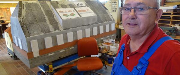 Minibyen Sæby har gang<br> i mange byggerier