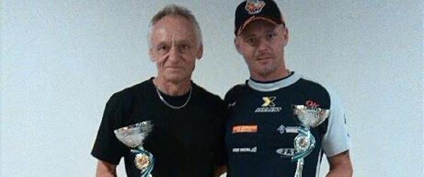 Speedway-guld i Holsted<br> til far og søn fra Sæby