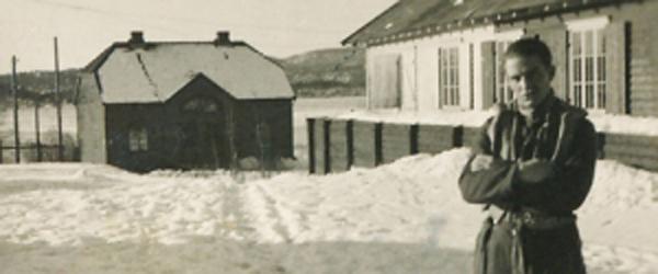 """Foredrag på Sæby Bibliotek<br> om bogen """"Min Fars krig"""""""