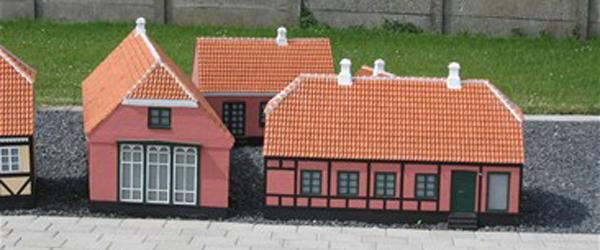 Største projekt indvies<br> i Minibyen Sæby