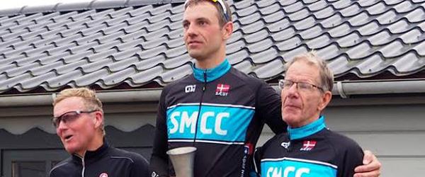 Sæby Motions Cykel Klub<br> fandt klubmester i enkeltstart