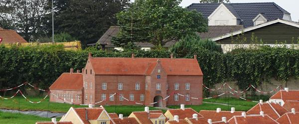 Sæbygaard Slot – et stort<br> stykke historie i lille udgave