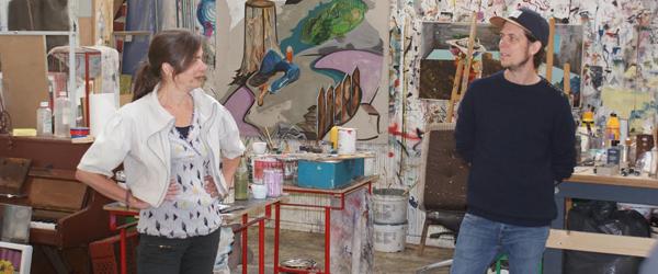 Fantastisk tilbud til unge<br> om kunstnerisk udfoldelse
