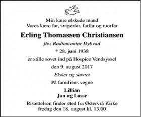 Erling Thomassen Christiansen
