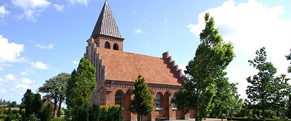 Julen synges ind i Lyngså<br> Kirke den 24. november