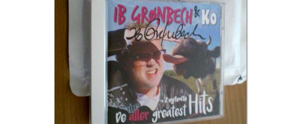 Konkurrence: Vind den<br> nye cd med Ib Grønbech