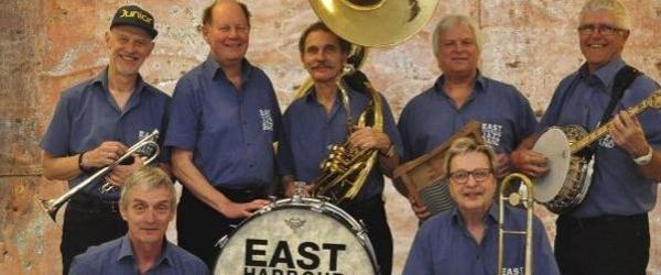 Populært jazzband i Ældre<br> Sagen for tredje gang