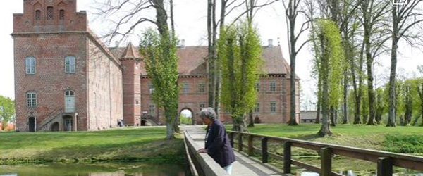 Spændende rundvisning<br> på Voergård Slot i ferien