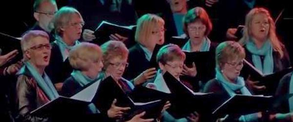 To kor fra Sæby synger til<br> støttekoncert for hospice
