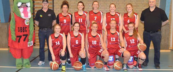 Sæbys basketdamer møder<br> lørdag rækkens tophold