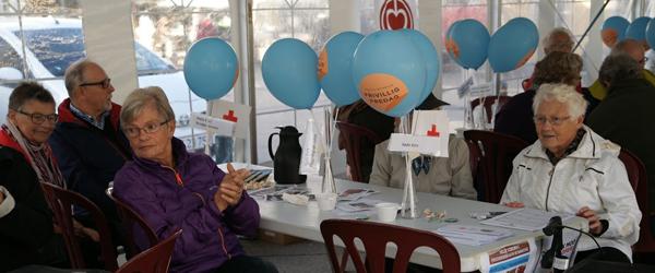Frivilligt Samråd drøftede veje<br> til deltagelse i fællesskabet