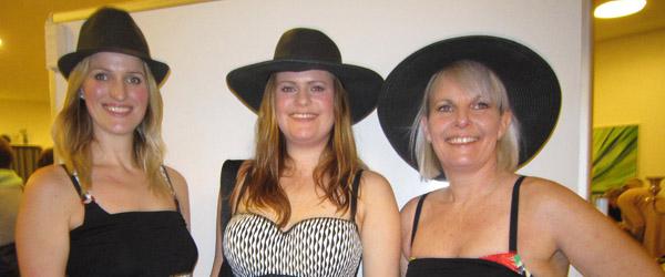 Aktive Kvinder inviterer til<br> modeshow på Hotel Viking