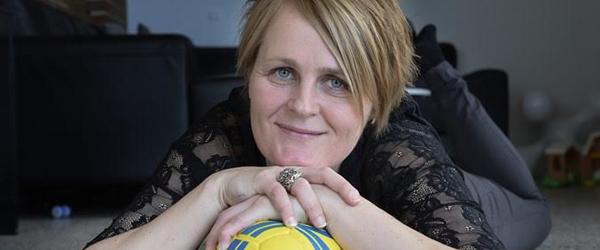 Rikke Nielsen fortæller<br> i Understed Kirke
