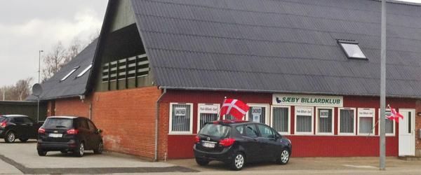 Sæby Billardklub klar med<br> pool-turnering for alle
