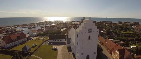 Video: Sæby er jo<br> dejlig hele året rundt