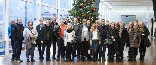 Erhvervstur til Gøteborg<br> en bragende succes