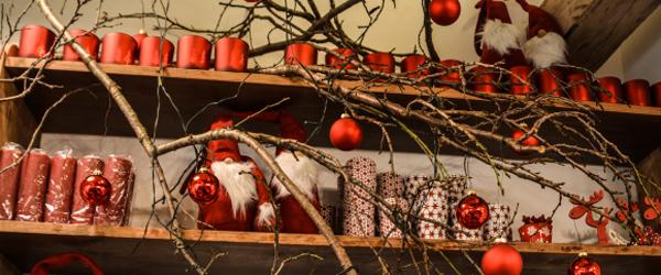 Juleinspiration er et hit<br> hos Frk. Grøn og FOF