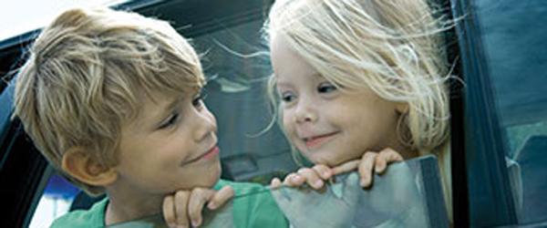 Børnesygdomsdækning<br> hos GF som et tilvalg
