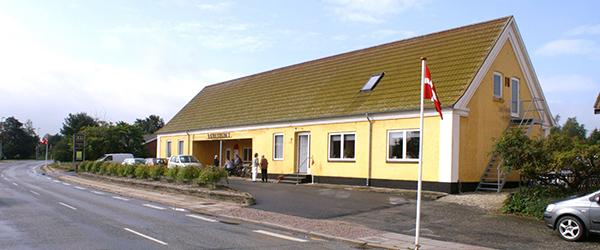 Åbent hus på Kulturhuset Værestedet
