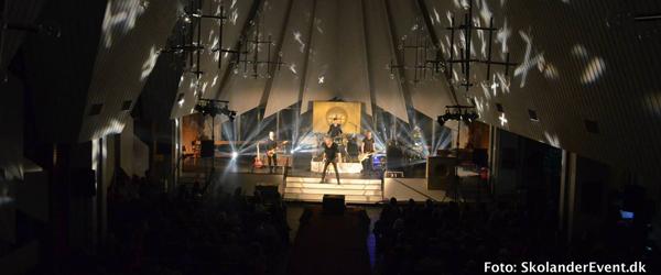 Die Herren giver koncert<br> i Understed Kirke