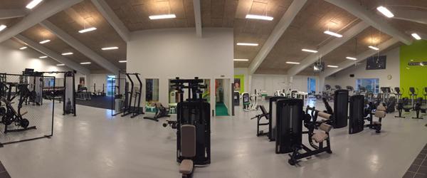 Fitness4you er løbet<br> godt igang i Sæby