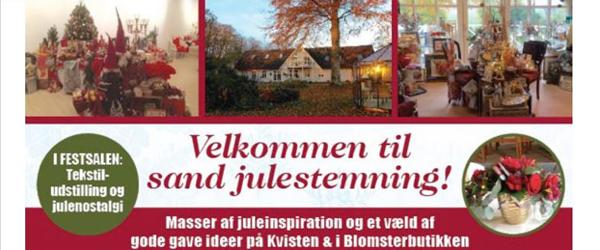 110 Aktive Kvinder fra Sæby<br> på juletur til Hornum