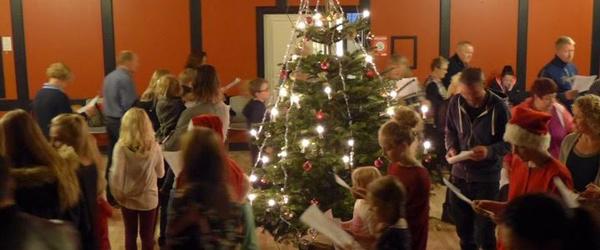 Julefest på Skovlyst,<br> kom og vær med