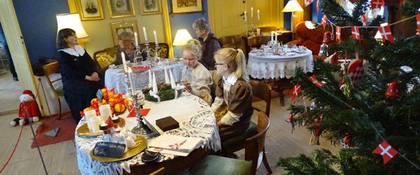 En rigtig god gammel<br> jul på Sæbygaard