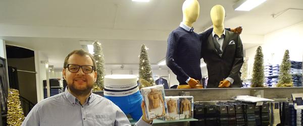 Julegaveide: Kalhøj, Kasper,<br> Calvin og de to andre