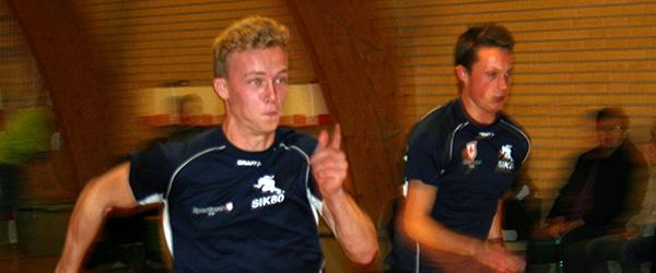 Louise og Kasper satte halrekord i sprint