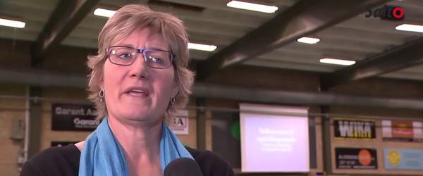 Venstres Lone Sondrup skal<br> kæmpe mod Ulla Astman