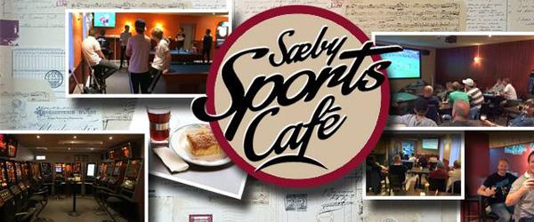 Vind den nye ribbensburger<br> på Sæby Sports Café