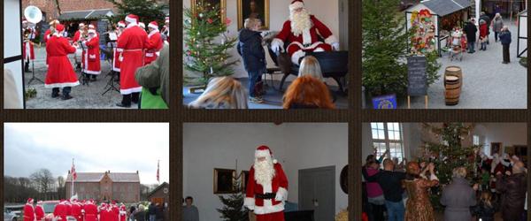 Vi elsker traditioner og jule-<br> marked på den gamle måde