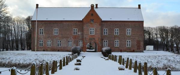 Den traditionelle fastelavnsfest på Sæbygaard Slot er aflyst