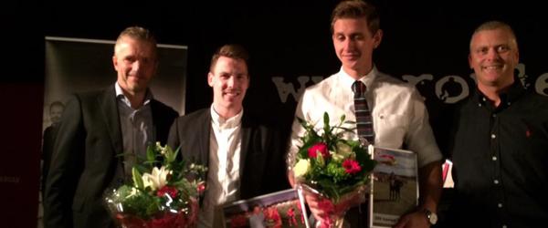 Skjold Sæby holdt årsfest<br> og kårede klubbens helte