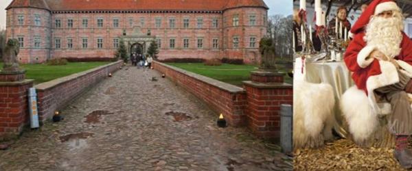 Nedtælling til julemarked<br> på Voergaard Slot