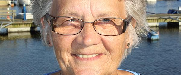 Fødselsdag: Rigmor Sørensen fylder 75 år