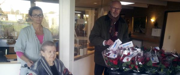 Lions Club Sæby uddeler<br> igen julestjerner til ældre