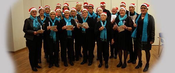 Julen synges ind i Volstrup Kirke på søndag