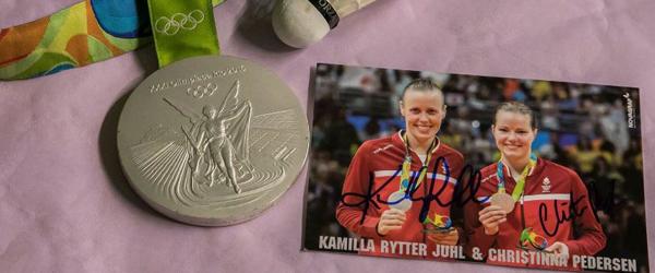 OL-helte skal undervise på<br> Stidsholt Idrætsefterskole